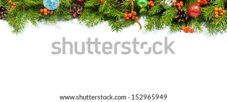 stock-photo-christmas-background-with-balls-and-decorations-isolated-on-white-background