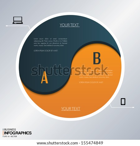 vector template for business