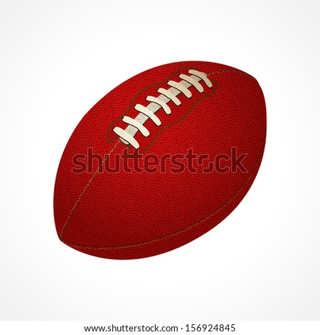 realistic american football