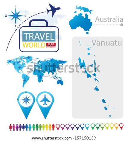 republic of vanuatu australia