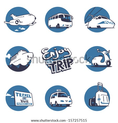 transportation illustrations