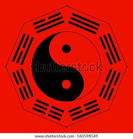 yin and yang balance symbol