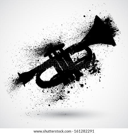 music grunge trumpet