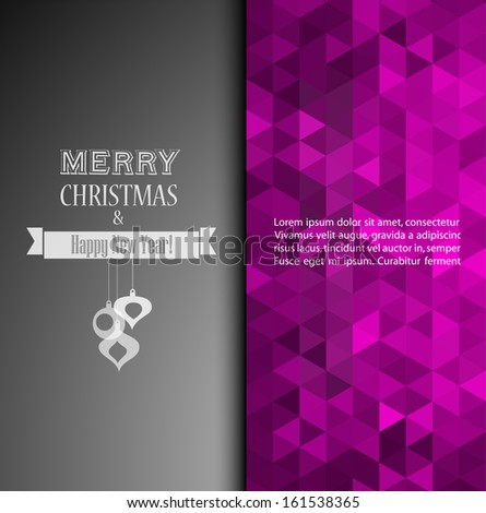 vector illustration christmas