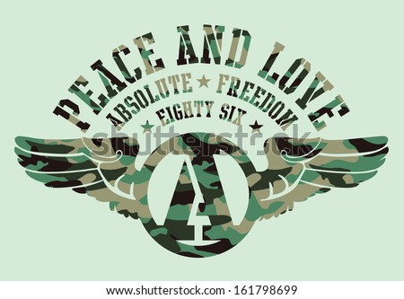 peace and love absolute freedom