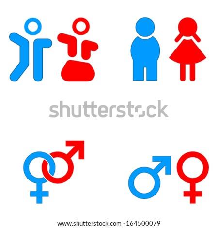 Man Women Toilet Symbol Free Vector Download 24846 Free Vector