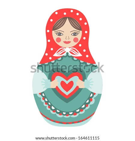 matrioshka  vector