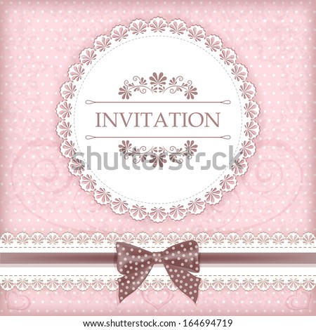 Blank Invitation Card Free Vector Download 14 652 Free Vector For