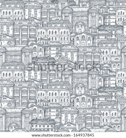 old city pattern