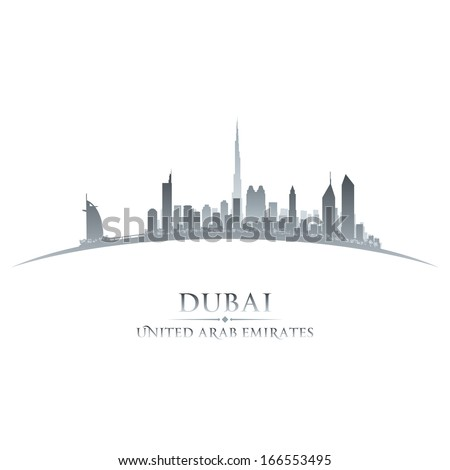 dubai uae city skyline