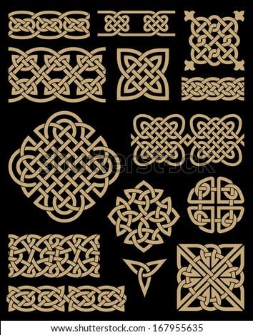 stock-vector-celtic-design-elements-set