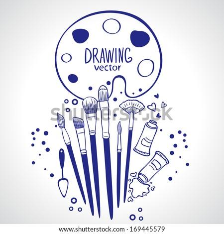 illustration design silhouette