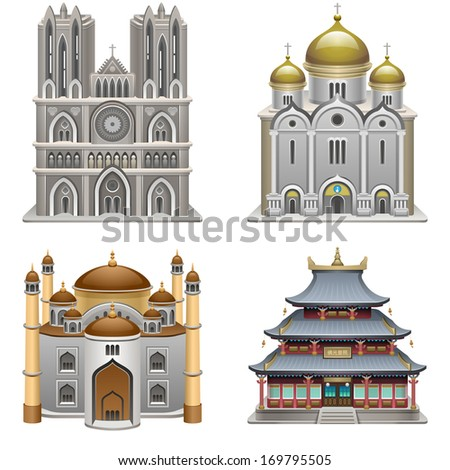 religious buildings place of