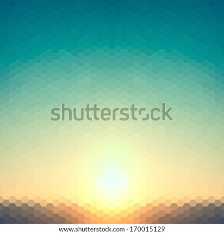 abstract background evening or