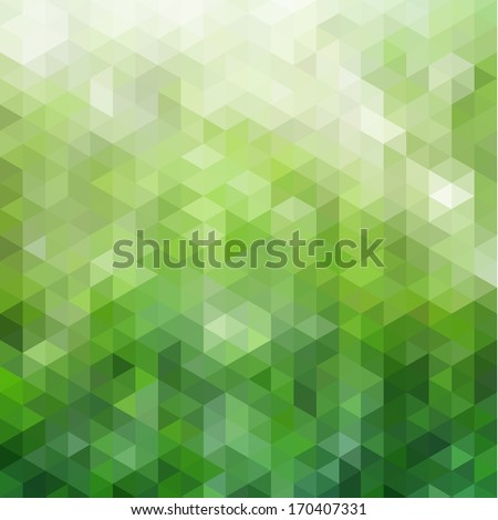 abstract natural mosaic