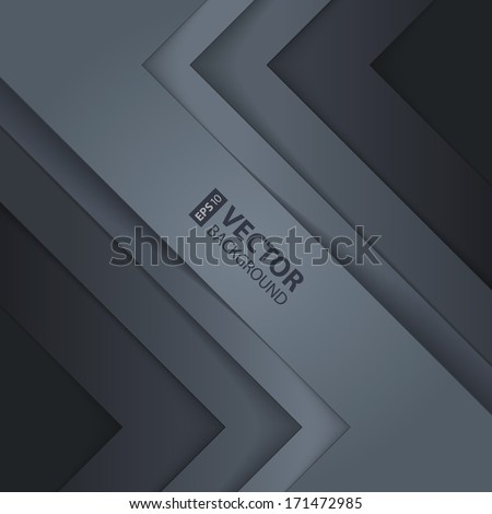 abstract dark gray paper