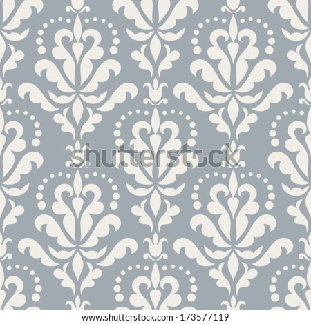 stock-vector-damask-beautiful-background-with-rich-old-style-luxury-ornamentation-blue-fashioned-seamless