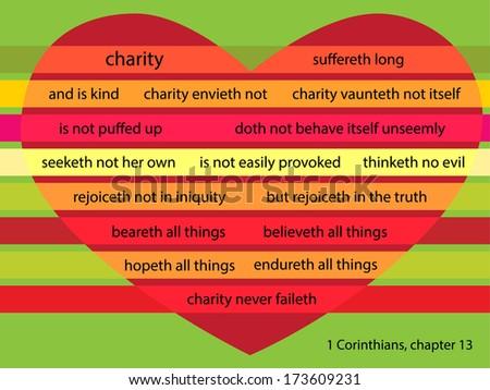 bible verse on heart