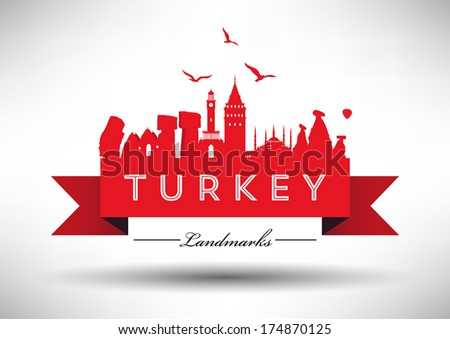 turkey's landmark design