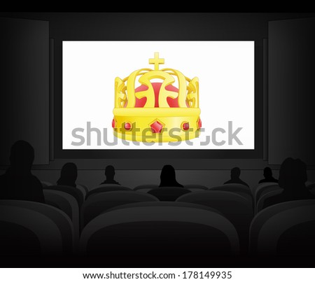 royal advertisement as cinema