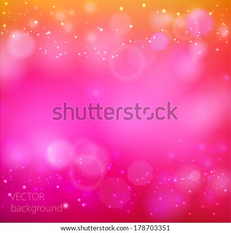 vector abstract colorful