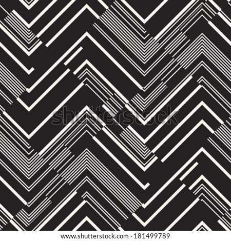 abstract ornate striped