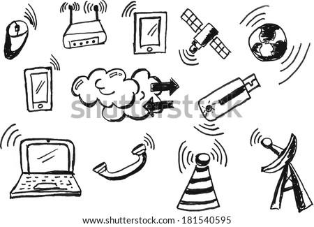 telecommunication signal