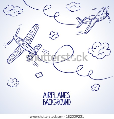 illustration doodle silhouette