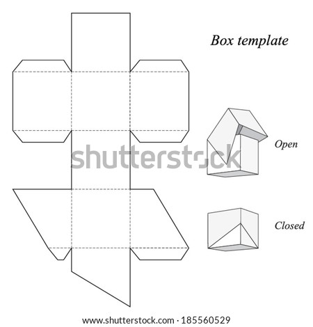 Packaging Templates Box Illustrator Free Vector Download 225633