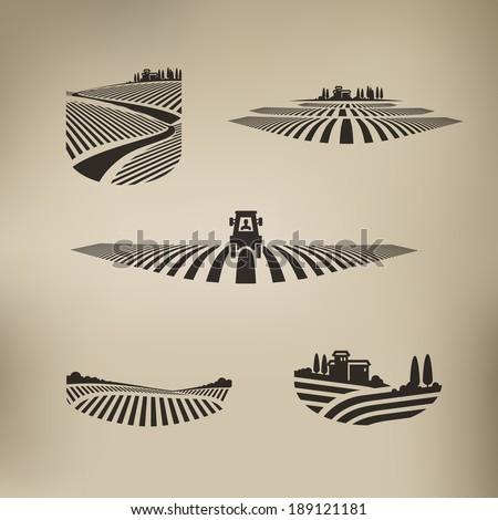 harvest vector format