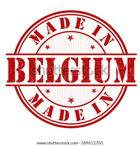 made in belgium grunge rubber