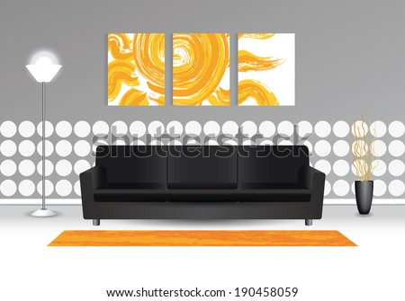 living room interior design in