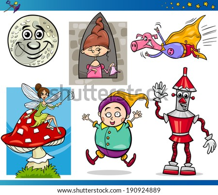 cartoon vector illustrations