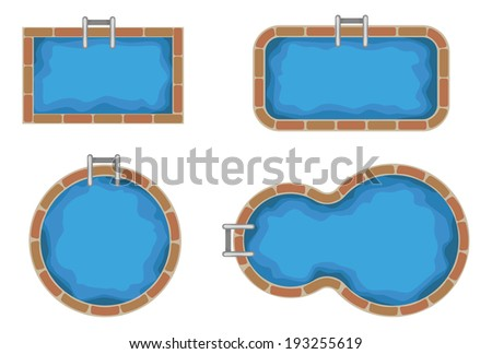 swimming pool vector. Vector Icon Swimming Pool Free Download (18,987 Vector) For Commercial Use. Format: Ai, Eps, Cdr, Svg Illustration Graphic Art Design N