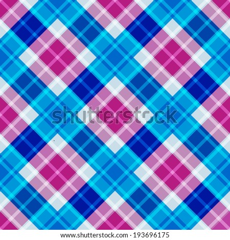 seamless pattern with plaid