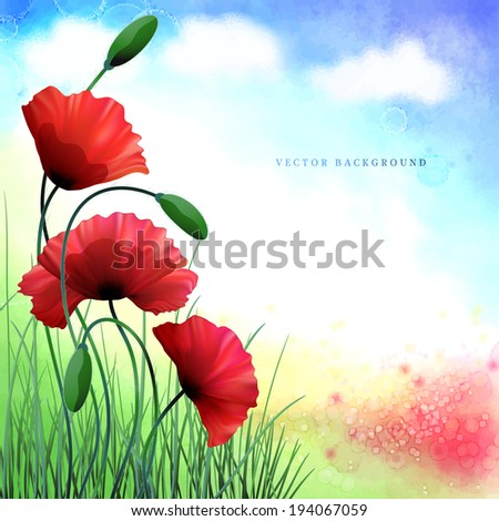 vector background or card