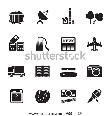 silhouette  business and