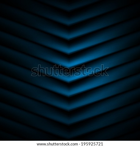 blue abstract arrows background