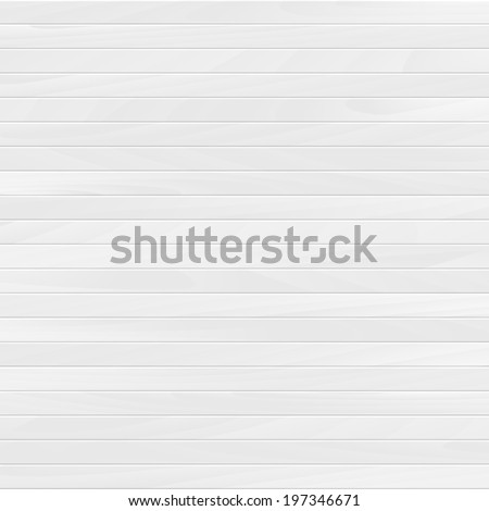 vector wood plank  white