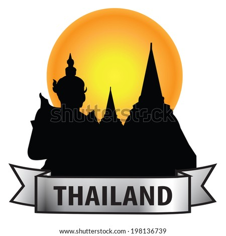full moon in thailand