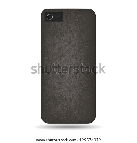 vector carbon back cover