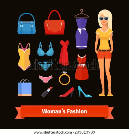 woman          s fashion