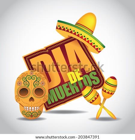 dia de muertos   mexican day of