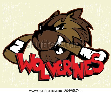 wolverines sport crest