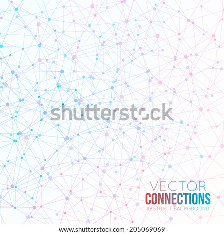 dots with connections