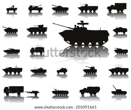 military transport detailed