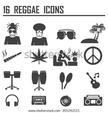 16  reggae icons