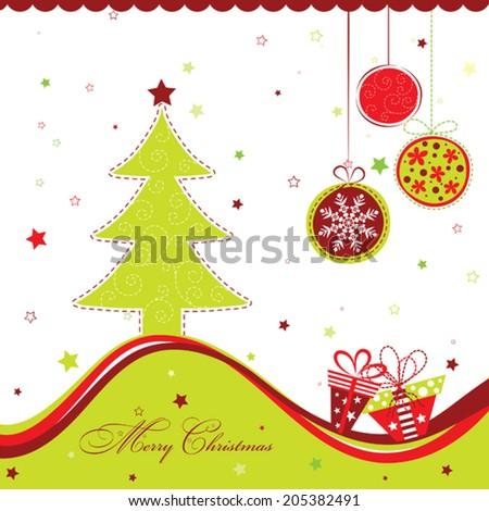 template christmas greeting