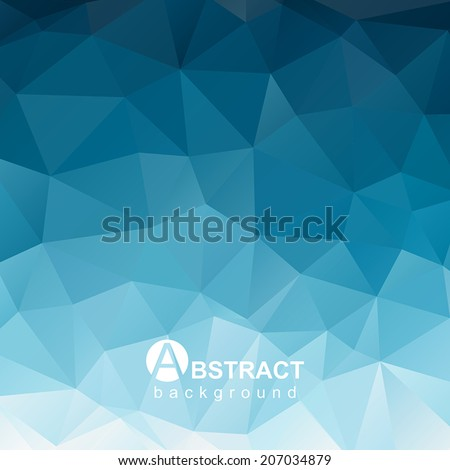 abstract vector geometric