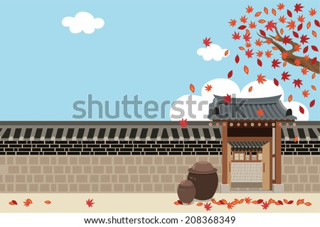 korean autumn e